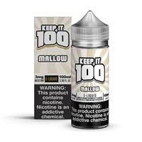 Mallow Man by Keep it 100 E-Liquid